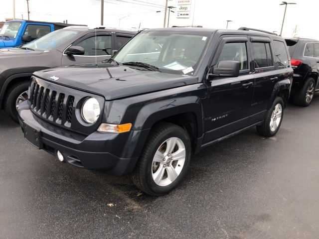 Pre-Owned 2015 Jeep Patriot Latitude