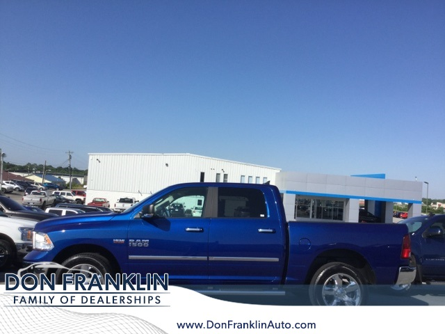 Pre-Owned 2017 Ram 1500 Big Horn