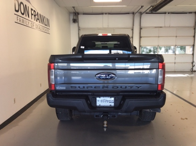 Pre-Owned 2017 Ford F-250SD XL
