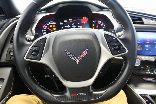 Pre-Owned 2019 Chevrolet Corvette Z06