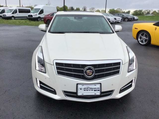 Pre-Owned 2014 Cadillac ATS 2.0L Turbo Performance