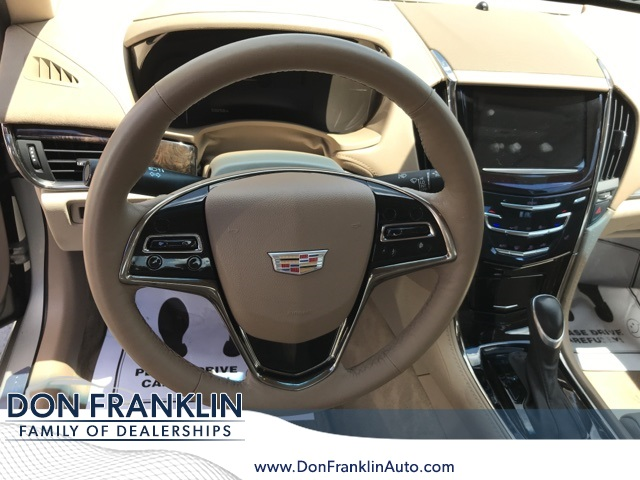 Pre-Owned 2015 Cadillac ATS 3.6L Luxury