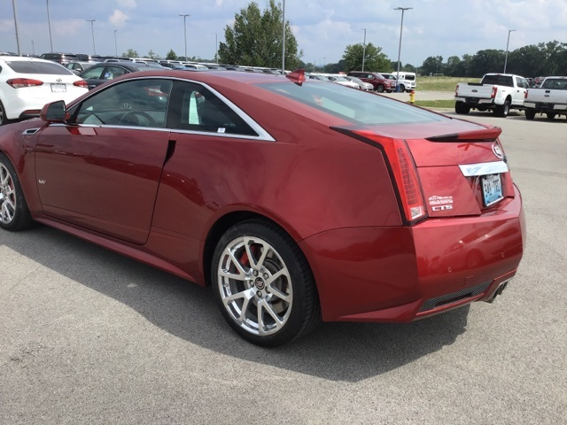 Pre-Owned 2014 Cadillac CTS-V Base