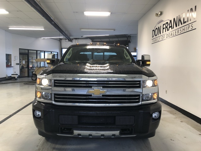 Pre-Owned 2015 Chevrolet Silverado 3500HD High Country