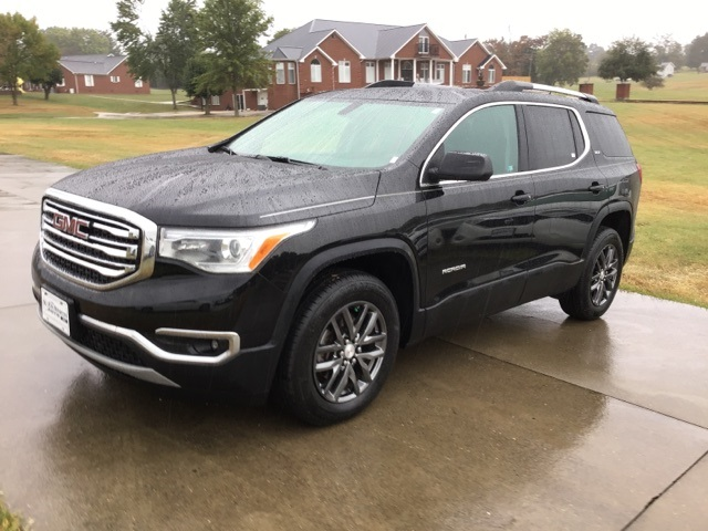 Pre-Owned 2017 GMC Acadia SLT-1