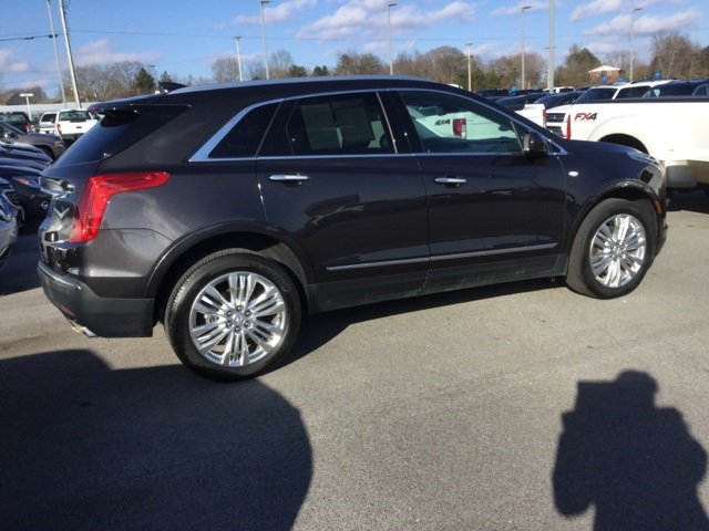 Pre-Owned 2018 Cadillac XT5 Premium Luxury