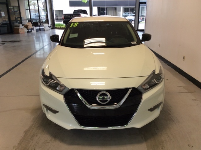 Certified Pre-Owned 2018 Nissan Maxima 3.5 S