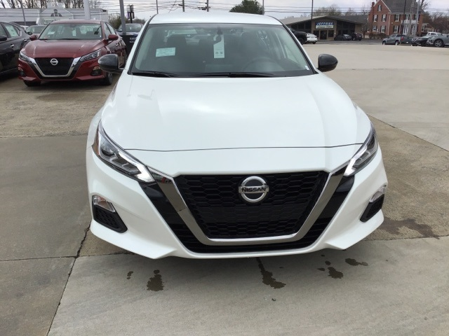 New 2019 Nissan Altima 2.5 SR