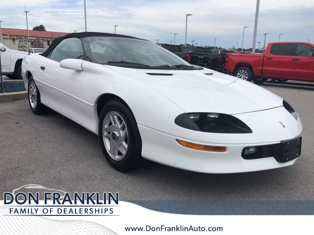 Pre-Owned 1995 Chevrolet Camaro Base
