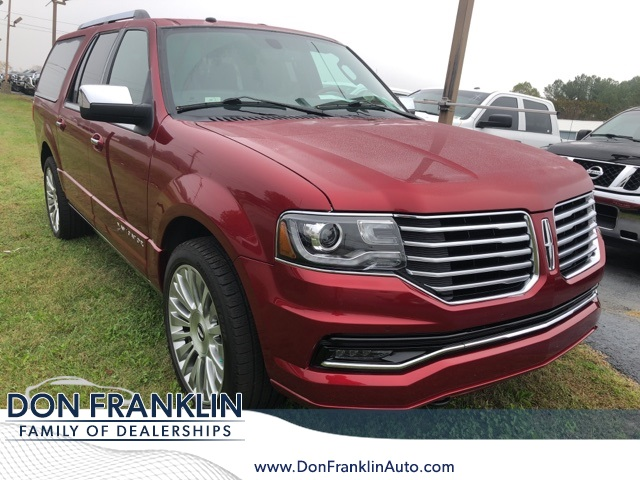 Pre-Owned 2016 Lincoln Navigator L Reserve