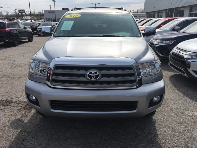 Pre-Owned 2015 Toyota Sequoia Platinum