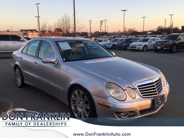 Pre-Owned 2007 Mercedes-Benz E-Class E 350