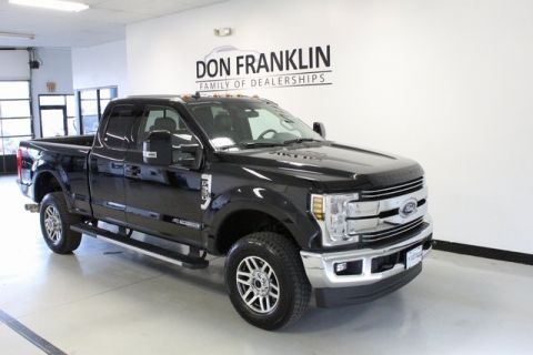 Pre-Owned 2019 Ford F-350SD Lariat