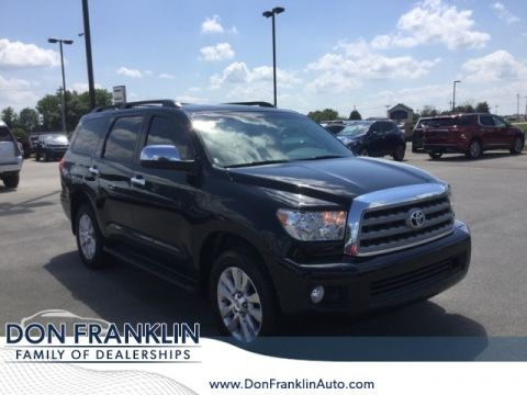 Pre-Owned 2016 Toyota Sequoia Platinum