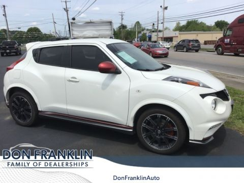 Pre-Owned 2014 Nissan Juke NISMO RS